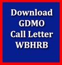 Download the GDMO Call Letter WBHRB