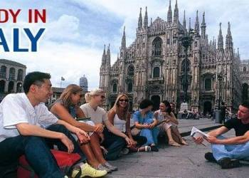 Italian Government Scholarships for Foreign Students