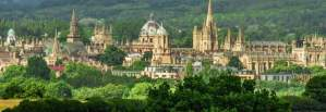 St. Cross Worldwide Scholarships: University of Oxford Masters Degree