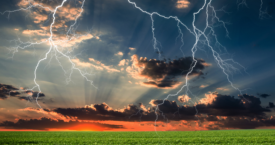 Thunder And Lightning Science Educatall