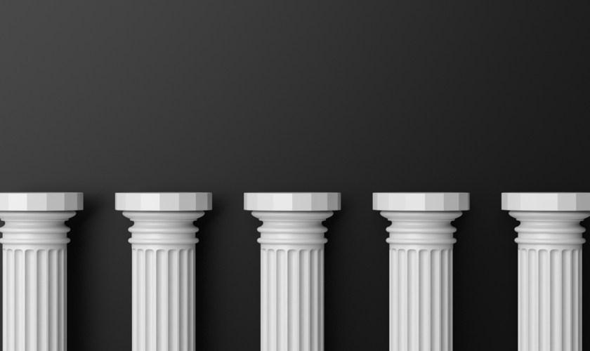 5 pilares