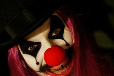 The Clown Hello