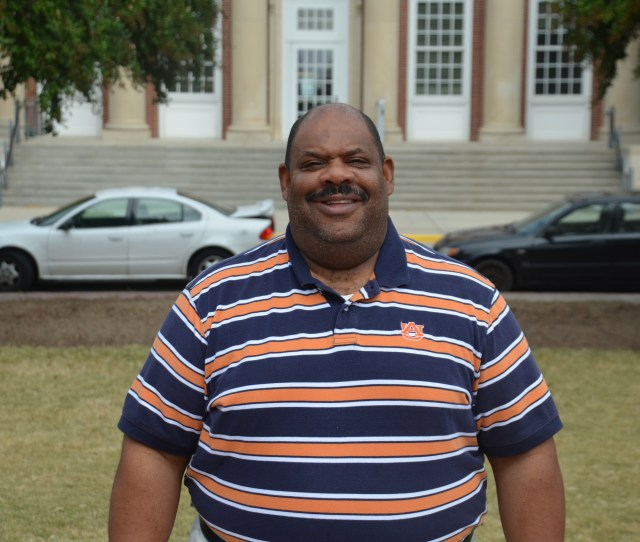 Melvin K Smith A Three Time Graduate From Auburn Universitys College Of Education And Special Events Coordinator With Auburns Career Center With 28