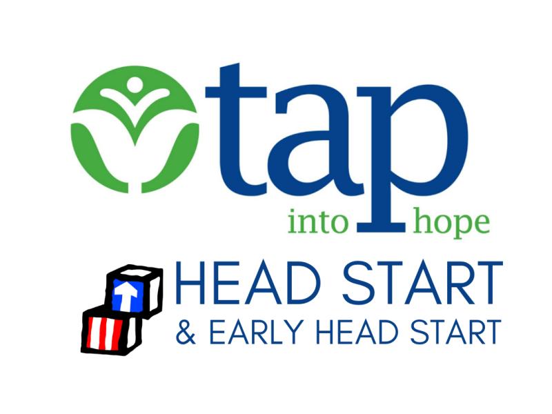 tap head start logo