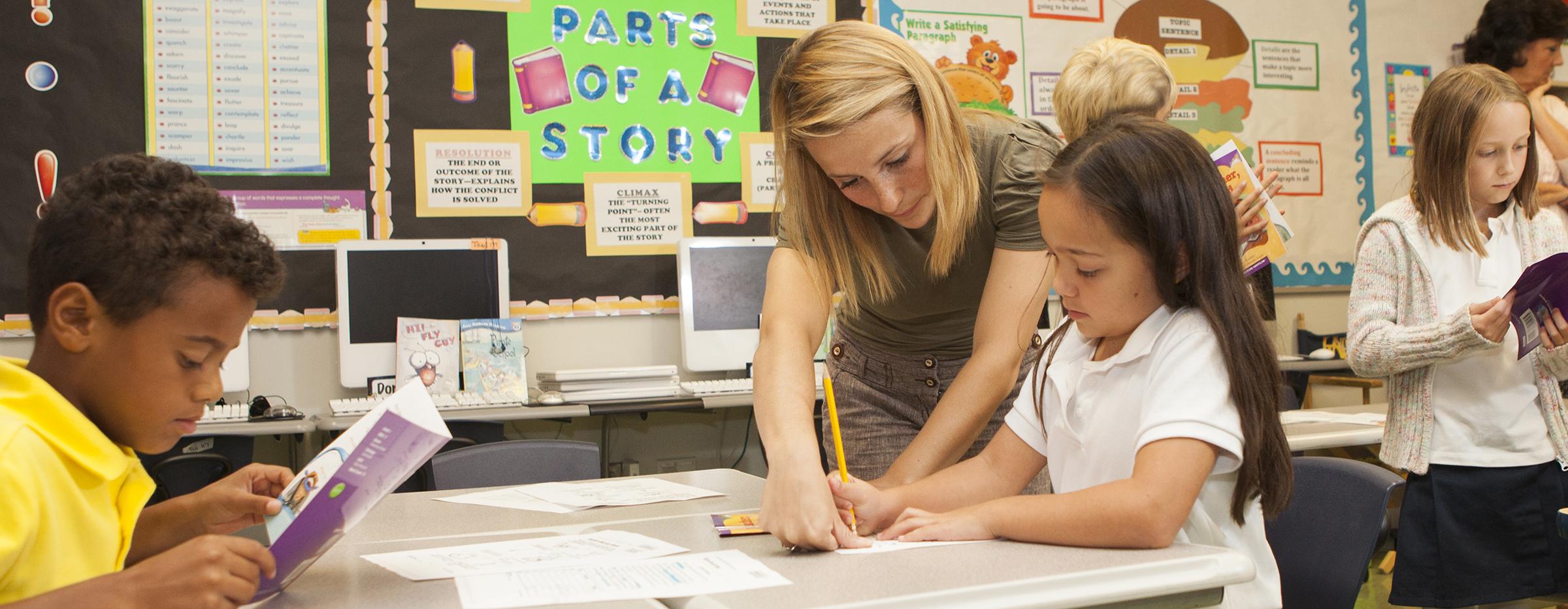 Elementary Teacher Education Major