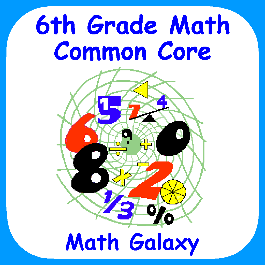 6th Grade Math Common Core Review
