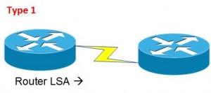 OSPF LSA Type 1