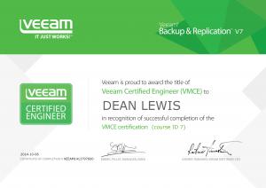 vmce-certificates