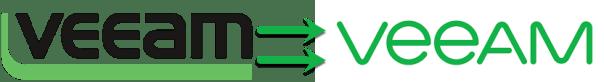 Veeam old new logo