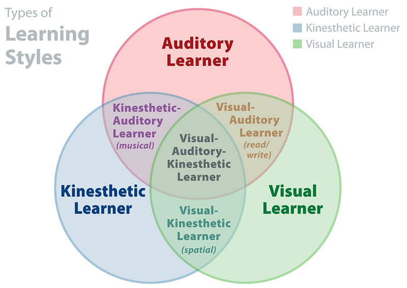 How to study: Your Learning Style