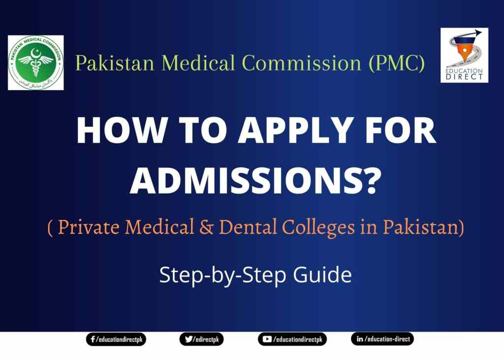 HOW TO APPLY FOR ADMISSIONS_