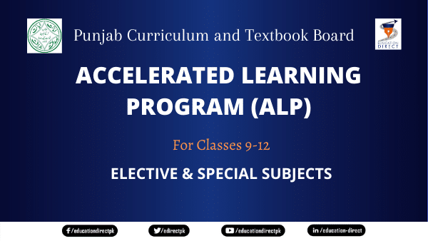 Smart Syllabus for Elective and Special Subjects