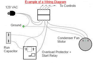 refrigerator compressor wiring diagram example_01?resize=320%2C211 refrigerator compressor starter wiring diagram periodic kirby compressor wiring diagram at n-0.co