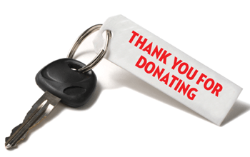 How to donate a car to charity in California