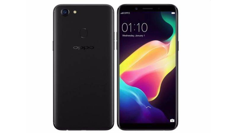 oppo f5 specification