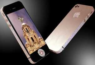 The world's 10 most expensive mobile phones
