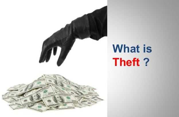 what is theft