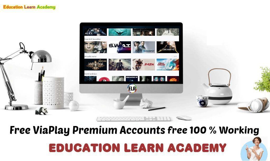 Free ViaPlay Premium Accounts educationlearnacademy