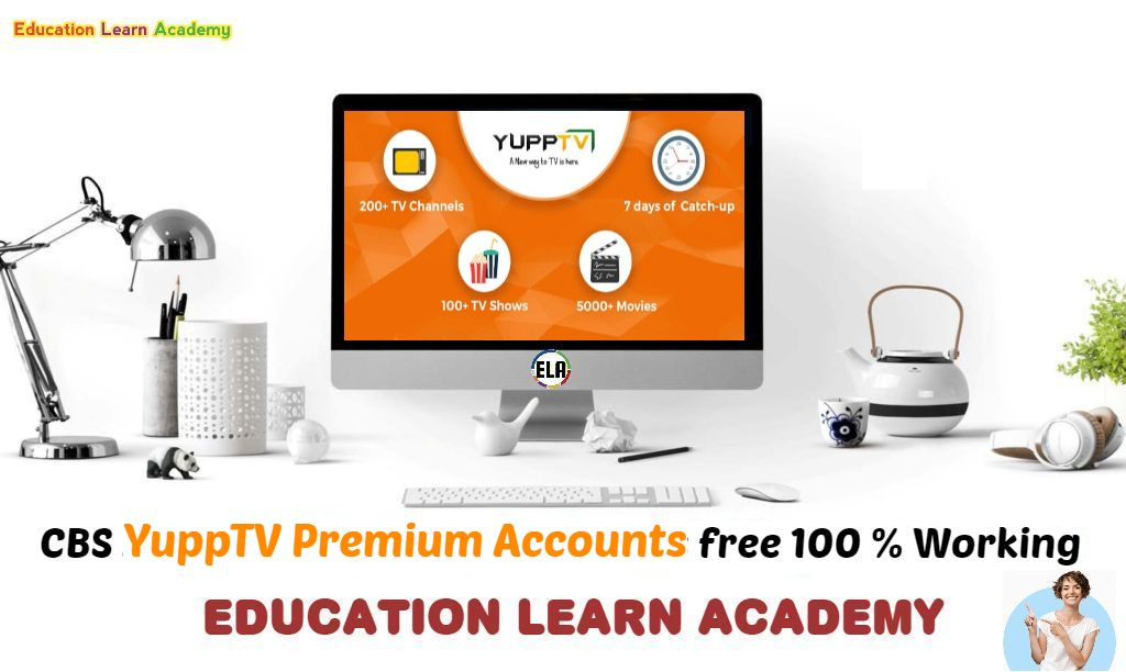 YuppTV Premium Accounts free