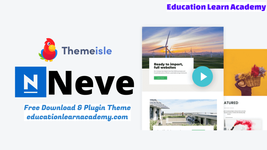 Free Download Neve Pro Addon