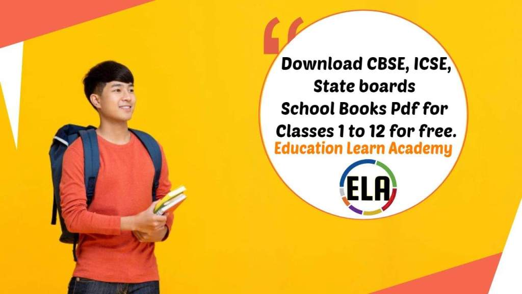 State-Wise School Books for Classes 12, 11, 10, 9, 8, 7, 6, 5, 4, 3, 2, 1 _ Download School Textbooks Pdf Online for free