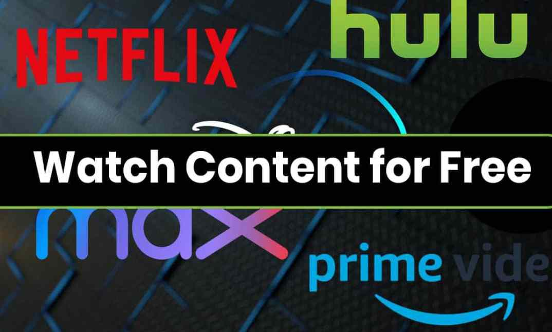 Watch Netflix Prime hulu for free education learn academy