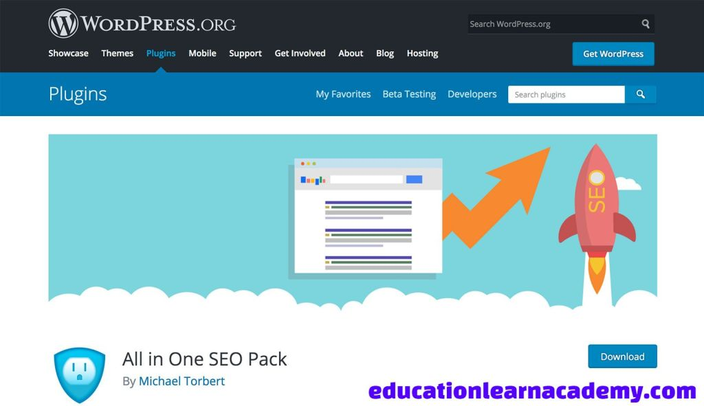 Free Download All in One SEO Pack Pro