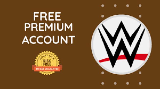 WWE Premium Account free