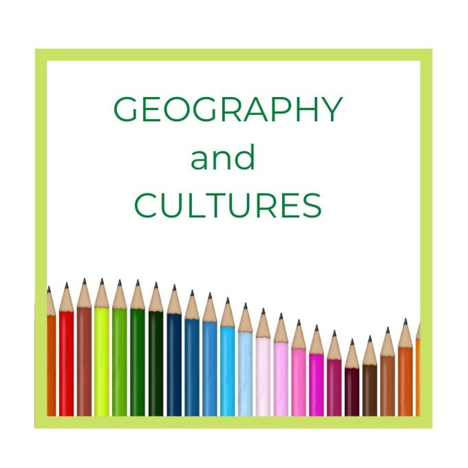 Geography and Cultures