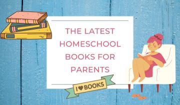 The latest homeschool books for the teaching parent