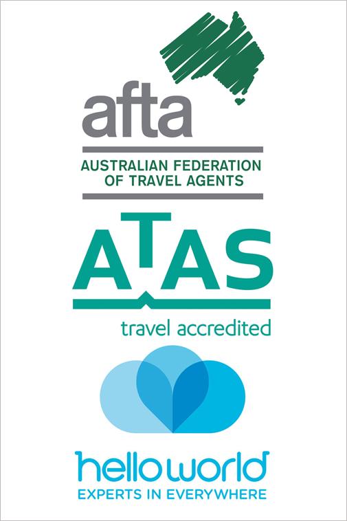 Education Travel Affilliate logos