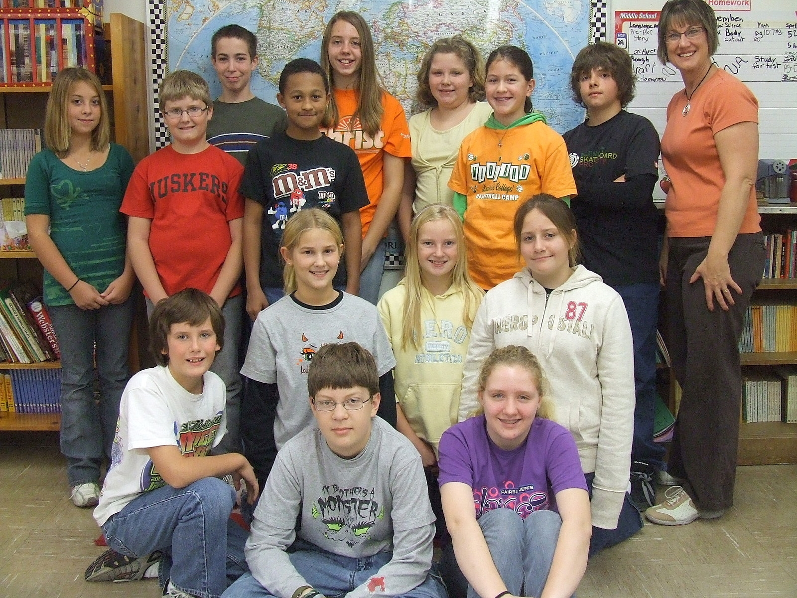 Teacher Feature Sixth Grade Snoops