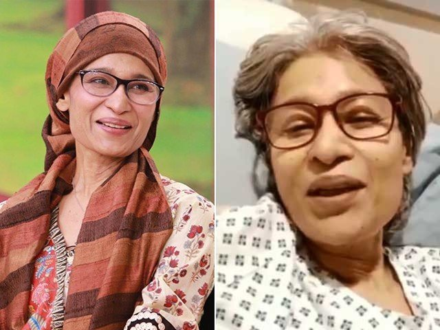 The Sindh government heard the voice of actress Naila Jaffery who is suffering from cancer