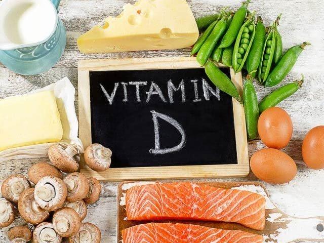 Vitamin D deficiency can weaken muscles