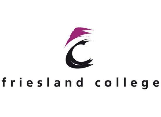 Logo Friesland College