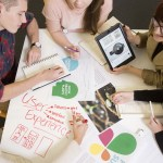 SCAD UX Design students – Image courtesy of Savannah College of Art and Design
