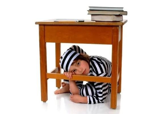 Trastorno disociativo de la infancia