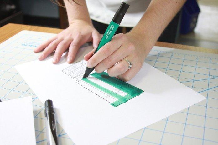 Redline Markup Procedure – Engineering Design/Drawings