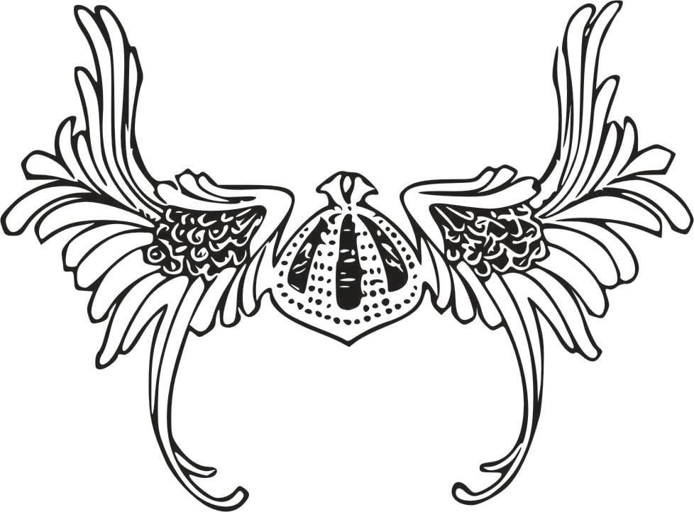 Dans la bd astérix, sur les déguisements, le dessin animé vic le viking ou encore le jeu for honor, il est partout. Coloriage Casque De Viking Coloriages Gratuits A Imprimer Dessin 16192