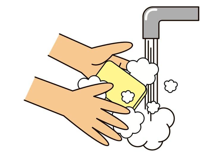 image se laver les mains images