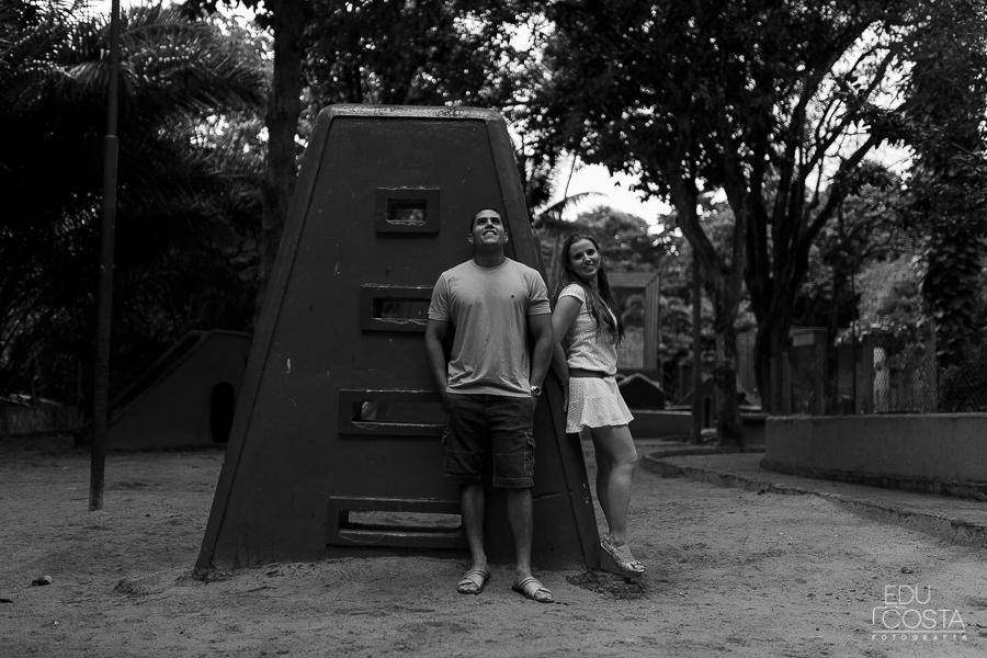 Fabíola + João Paulo   Ensaio Casal