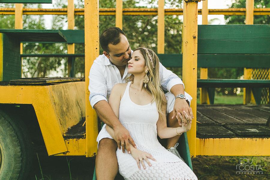 Priscila + Victor | Ensaio Pré-Casamento