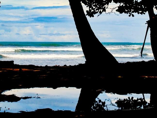 The mirror  Beaches at Uvita, Peninsula de Osa, Costa Rica