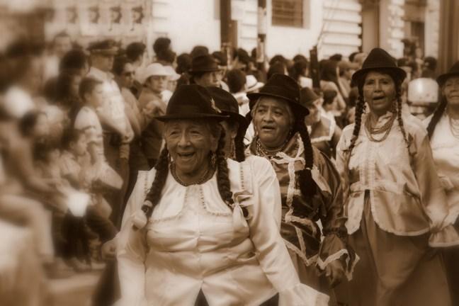 Fiesta Ibarra. Imbabura, Ecuador