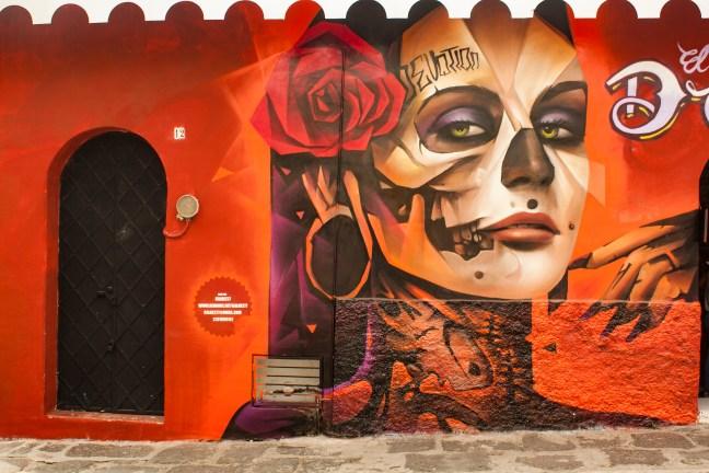 Al caminar las calles Xalapa, Veracruz, México