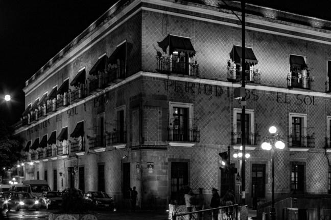 El periódico Puebla, Puebla, México
