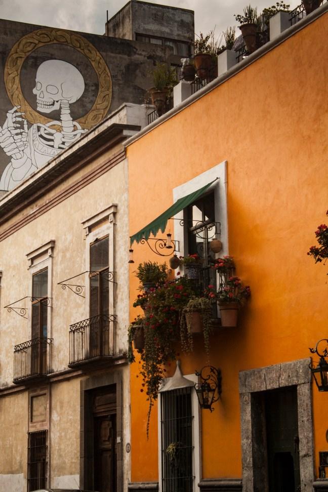 El balcón, Puebla, Pueba, México