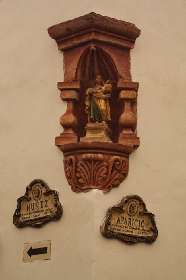 Calle de Nuñez con Aparicio San Miguel de Allende, Guanajuato, México