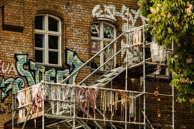 Las escalas Berlin, Alemania