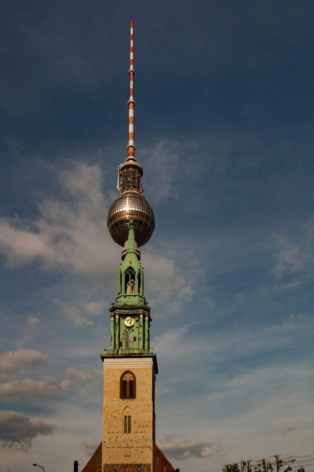 La torre Berlin, Alemania